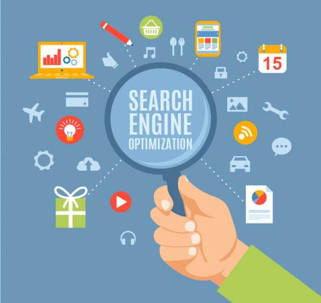 SEO Search engine optimization Delhi